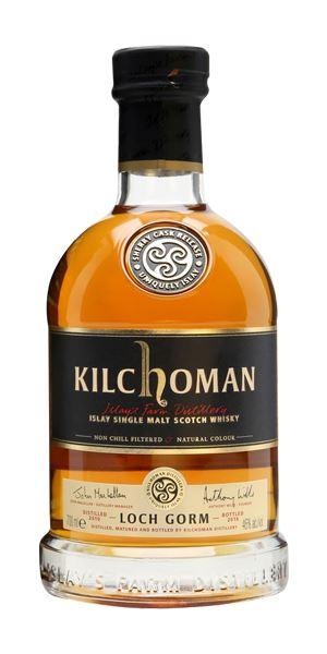 Kilchoman Loch Gorm 2016 release (distilled 2010)