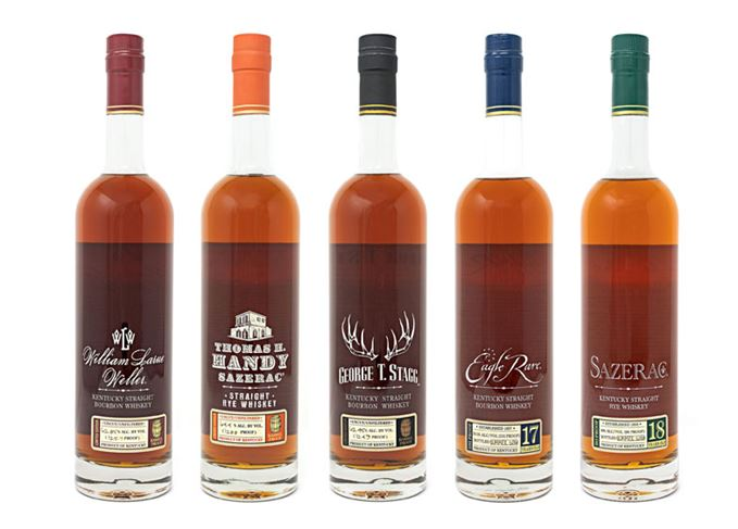 Buffalo Trace 2018 Antique Collection