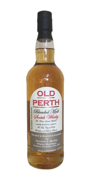 Old Perth Original (Number 4 Edition, Morrison & MacKay)