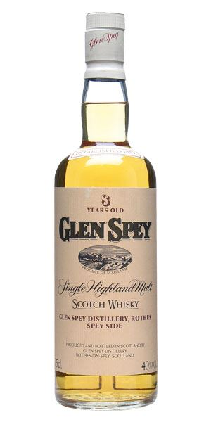 Glen Spey 8 Years Old