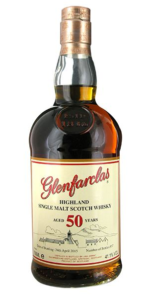 Glenfarclas 50 Years Old