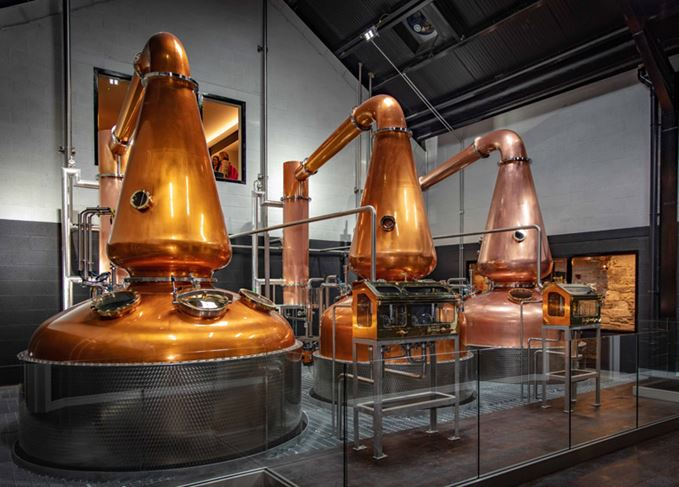 Dublin Liberties distillery Irish whiskey