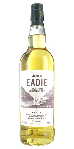 Caol Ila 12 Years Old (James Eadie)