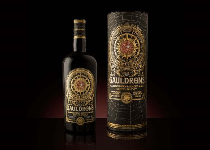 The Gauldrons whisky Campbeltown Douglas Laing