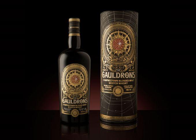 The Gauldrons whisky Campbeltown Douglas Laing