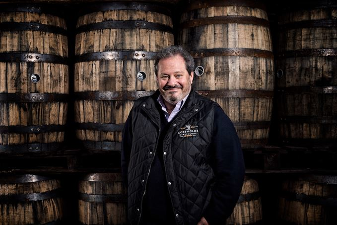 Daniel Szor, Cotswolds Distillery