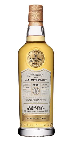 Glen Spey 22 Years Old, 1995, Connoisseurs Choice (G&M)