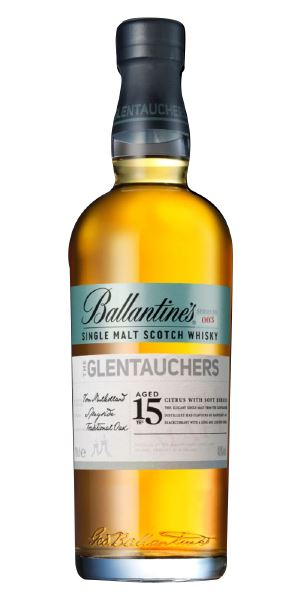 Glentauchers 15 Years Old 'Ballantine's'