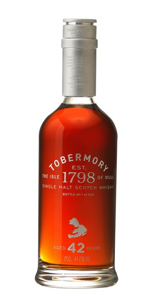Tobermory 42 Years Old