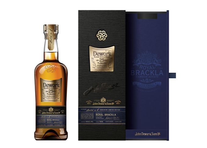 Dewar's 25 Year Old