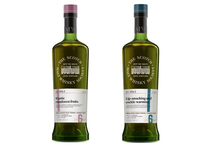 SMWS single malts India