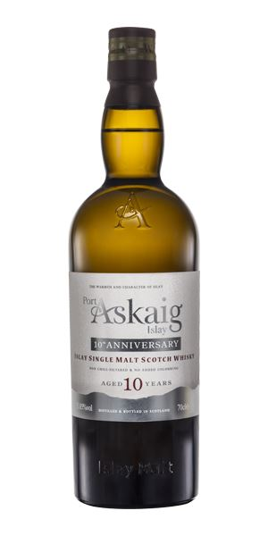 Port Askaig 10 Years Old, 10th Anniversary