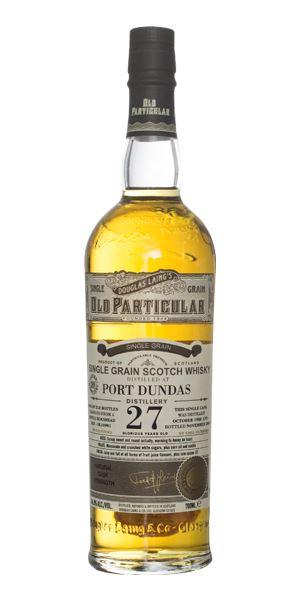 Port Dundas, 27 Years Old (Douglas Laing)
