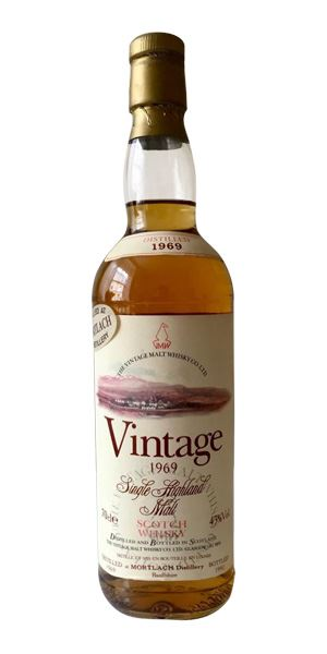 Mortlach 23 Years Old, 1969 (The Vintage Malt Whisky Co.)