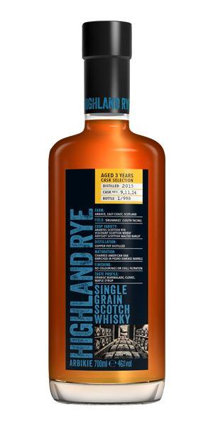 Arbikie Highland Rye