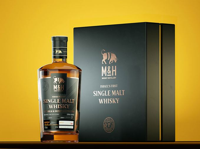 Milk & Honey Israel's First Single Malt Whisky