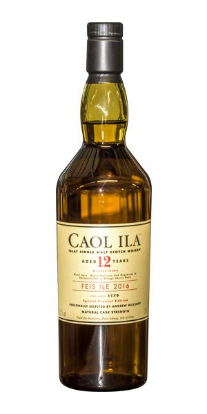 Caol Ila 12 Years Old Fèis Ìle 2016
