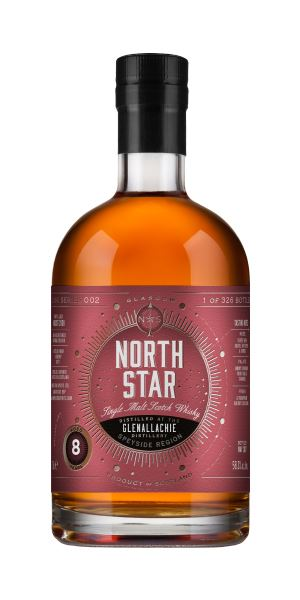 Glenallachie 8 Years Old (North Star Spirits)