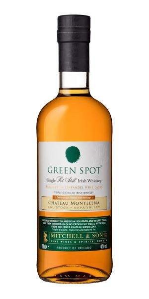 Green Spot Chateau Montelena Zinfandel Finish