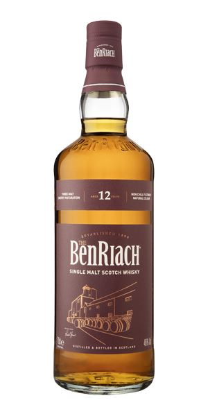 BenRiach 12 Years Old, Sherry Wood