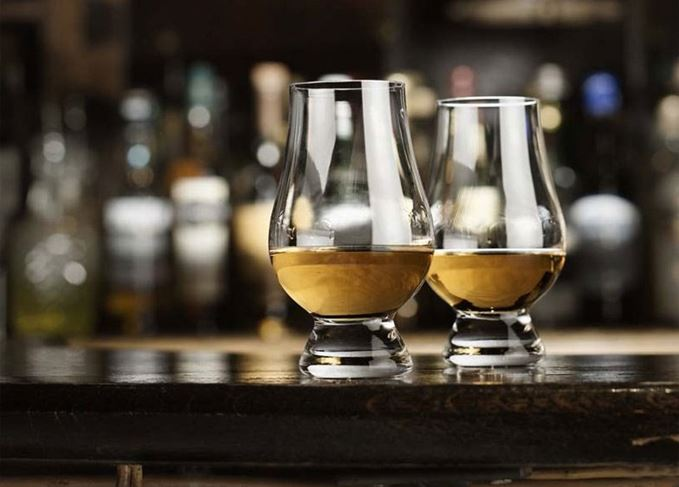 Whisky aromas and language