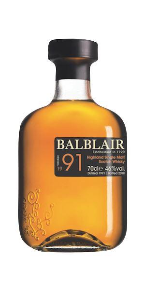 Balblair 1991, 3rd release