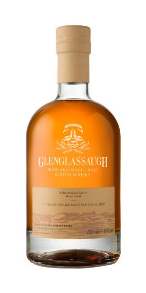 Glenglassaugh Pedro Ximénez Sherry Wood Finish