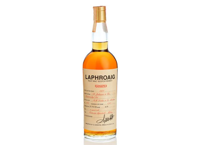 Laphroaig 14-year-old, Samaroli