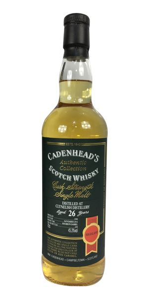 Clynelish 26 Years Old (Cadenhead)
