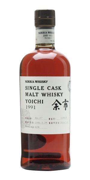 Yoichi 1991 Single Cask #129459