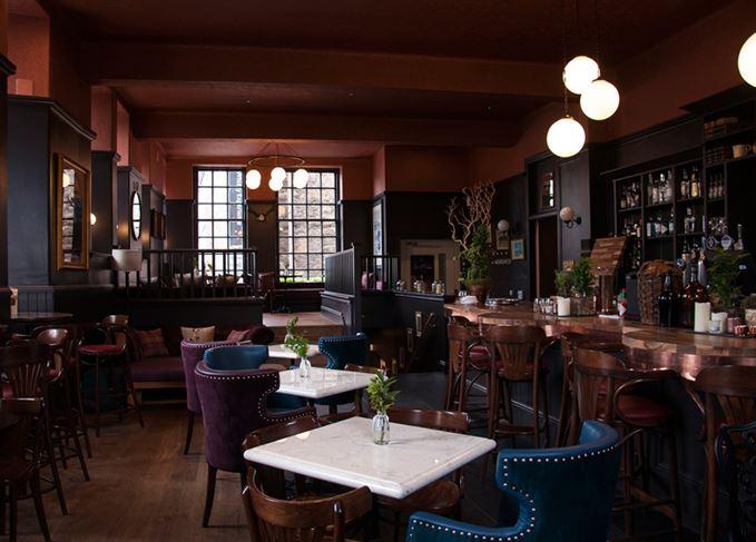 Cannonball Bar Edinburgh