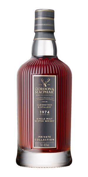 Glenrothes 44 Years Old, 1974, Private Collection (Gordon & MacPhail)