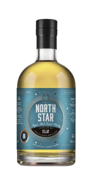 Islay Single Malt 8 Years Old (North Star Spirits)