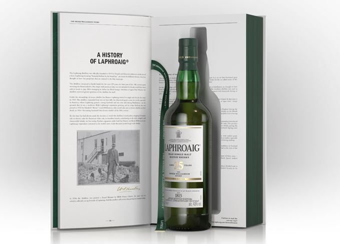 Laphroaig Bessie Williamson Story