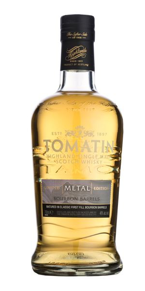 Tomatin Metal, Five Virtues Series