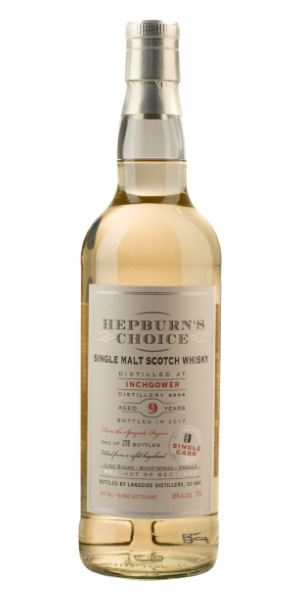 Inchgower 9 Years Old, Hepburn's Choice (Hunter Laing)