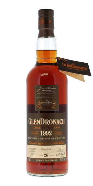 Glendronach 26 Years Old (The Whisky Shop)
