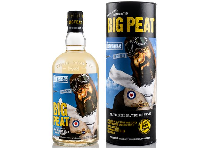 Big Peat RAF Edition blended malt