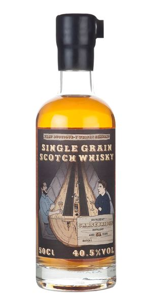 Carsebridge 52 Years Old, Batch 1 (That Boutique-y Whisky Company)