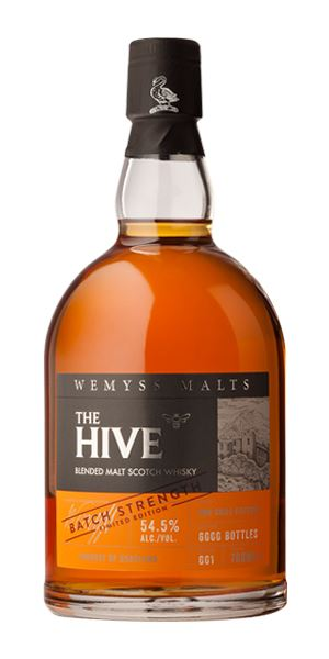 The Hive Batch Strength (Wemyss Malts)