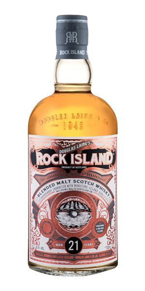 Rock Island 21 Years Old