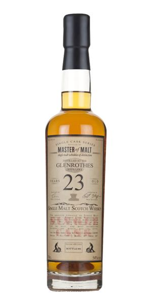Glenrothes 1992 (23 Years Old, Master of Malt)