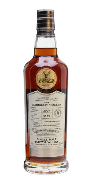 Glenturret 14 Years Old, 2004 (G&M)