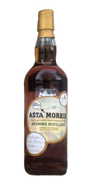 Ardmore 5 Years Old (Asta Morris)