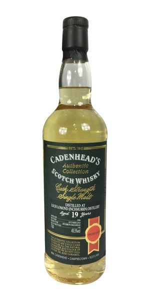 Loch Lomond Inchmurrin 19 Years Old (Cadenhead)