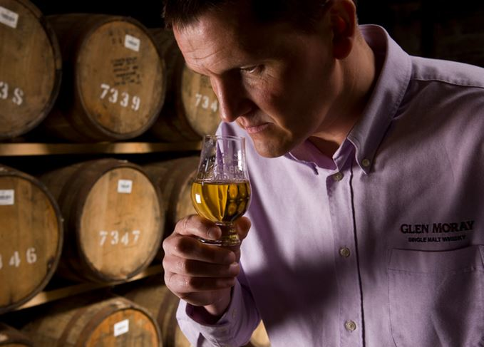 Graham Coull of Glen Moray soon Dingle distillery