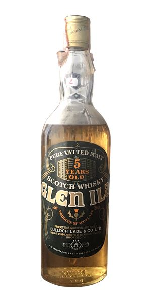 Glen Ila 5 Years Old Pure Vatted Malt