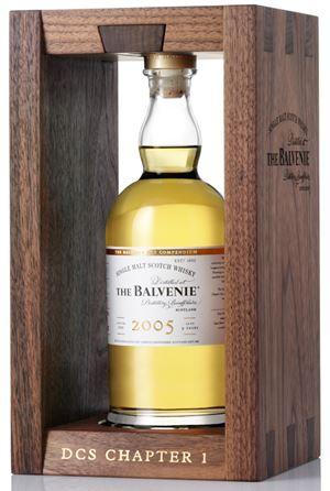 Balvenie DCS Compendium 2005 Aged 9 Years