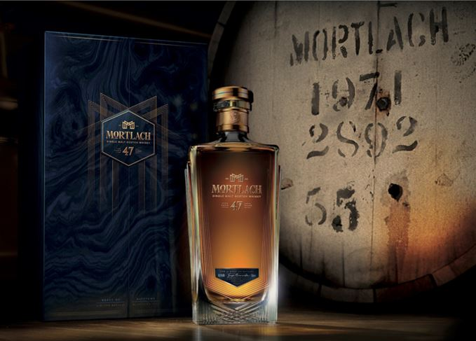 Mortlach 47 Year Old whisky
