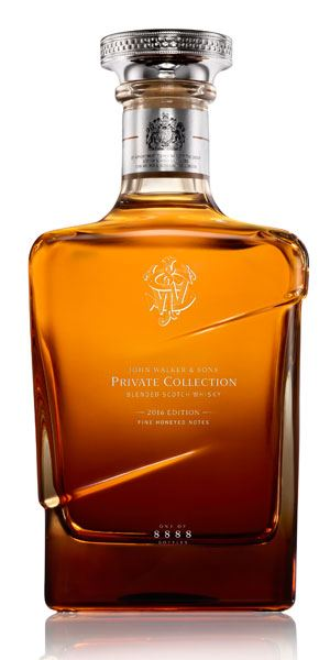 John Walker & Sons Private Collection, 2016 Edition